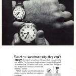 Accutron: It's Not a Time Piece, It's a Conversation Piece