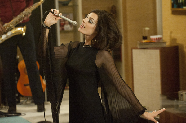 Megan Draper (Jessica Pare) - Mad Men - Season 5, Episode 1 - Photo Credit: Ron Jaffe/AMC