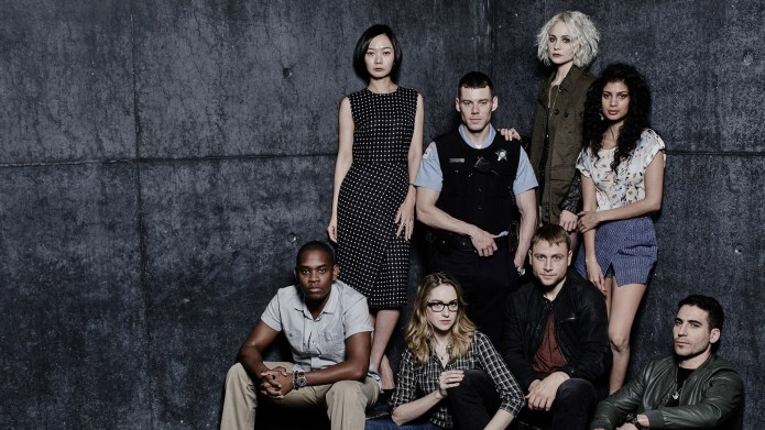 The cast of Sense8