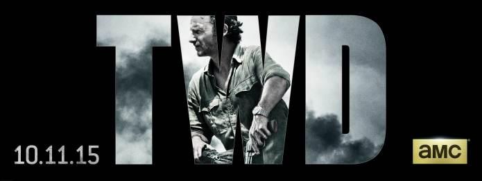 The Walking Dead Season 6 key art