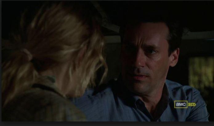 Stephanie tells Don about Anna
