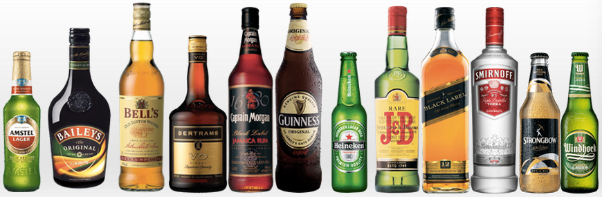 Brandhouse / Diageo South Africa