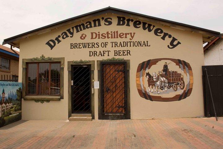 Drayman's Distillery Craft Whisky