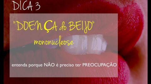 Mononucleose ou doença do beijo