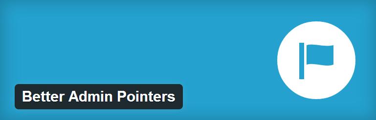 Better Admin Pointers plugin