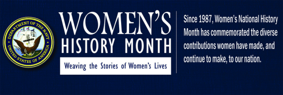 Women's History Month: Weaving the Stories of Women's Lives