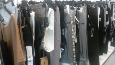 abbigliamento griffato