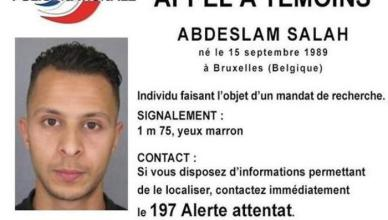 Abdeslam Salah, il terrorista in fuga. ANSA