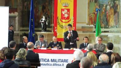 un momento della conferenza in memoria di Alessandro Marchetti (1)