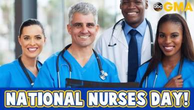 12 maggio infermieri