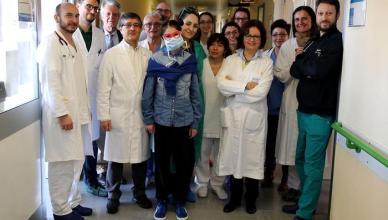 Sanità: eseguito a Siena duplice retrapianto di polmone
