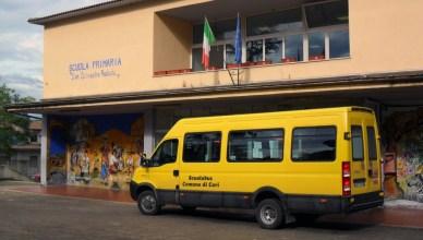 scuolabus cori