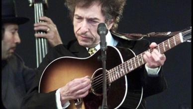 Nobel Letteratura a Dylan per espressione poetica