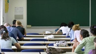 studenti classe scuola