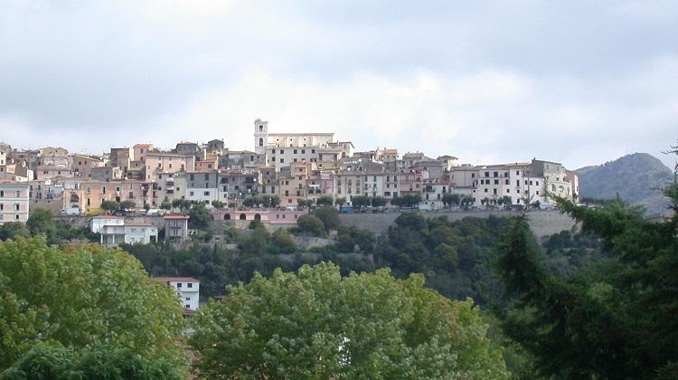 Monte San Biagio LT