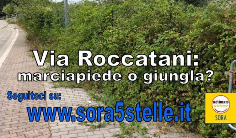 Via Roccatani Sora
