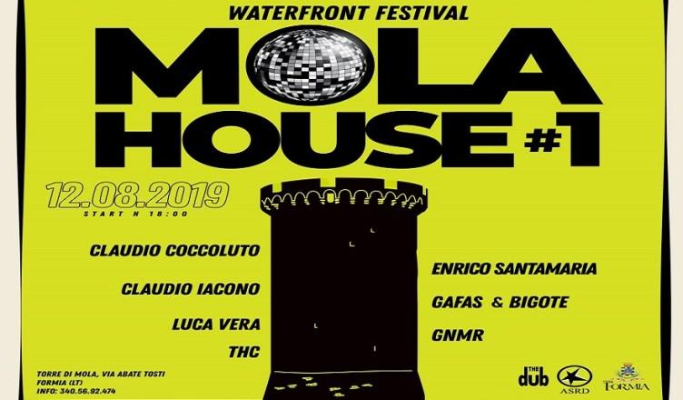 mola house formia