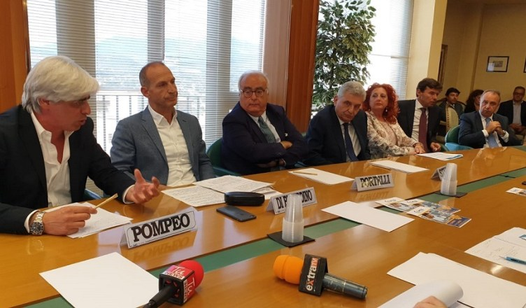 Pompeo conferenza Its Meccatronico