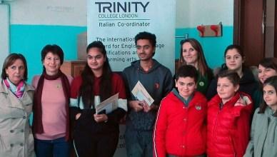 studenti vincitori Chiominto