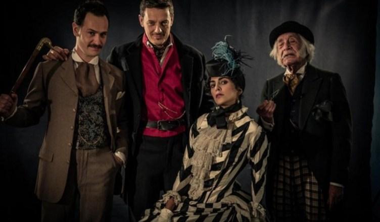 teatro fr Sherlock Holmes