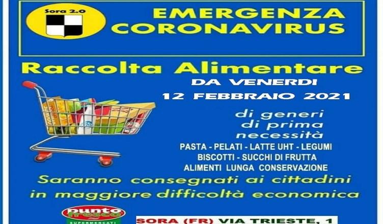 RACCOLTA ALIMENTARE 2.0