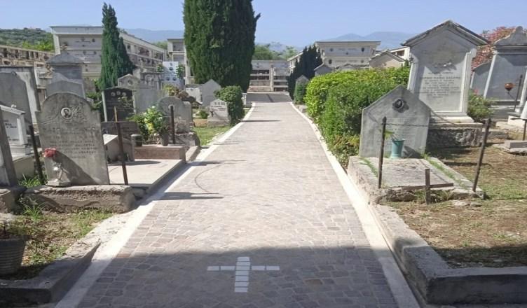 Cimitero Colli