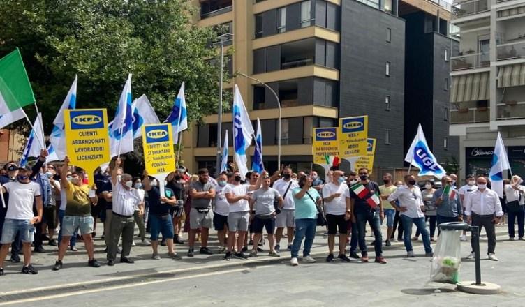 UGL manifestazione Roma (2)