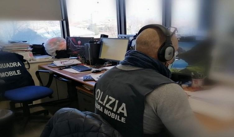 s. mobile POLIZIA FR