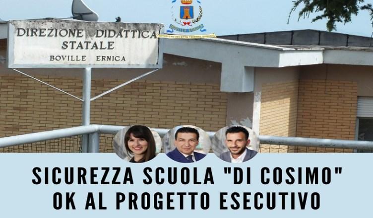 Boville Progetto Antincendio scuola Di Cosimo
