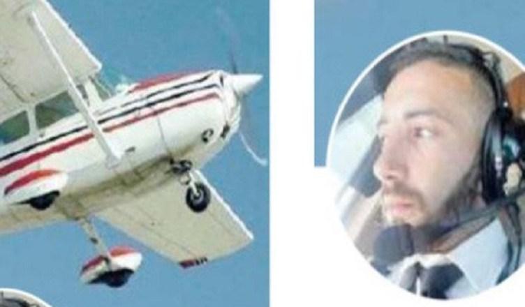 pilota cocaina
