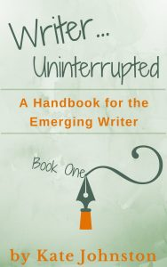Writer ._. Uninterrupted ebook cover