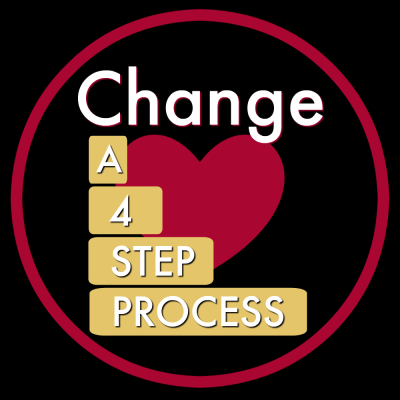 change a 4 step process