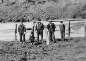 Five Farm Men