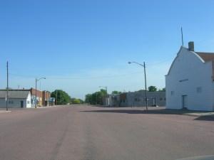 Downtown Bonesteel (photo credit: Jimmy Emerson)