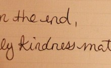 Kindness Header