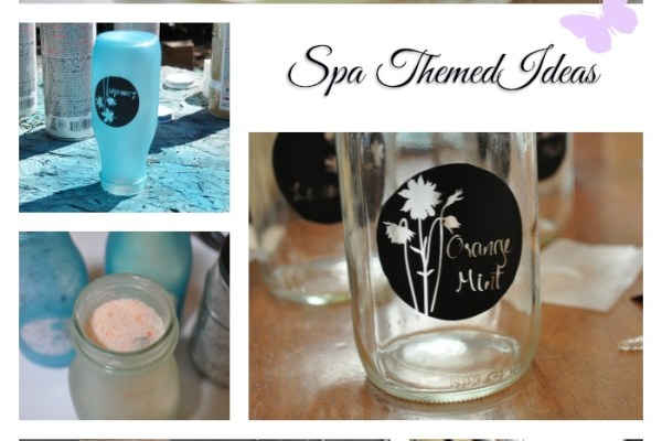 Spa Themed Ideas