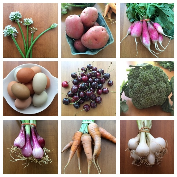 today's produce