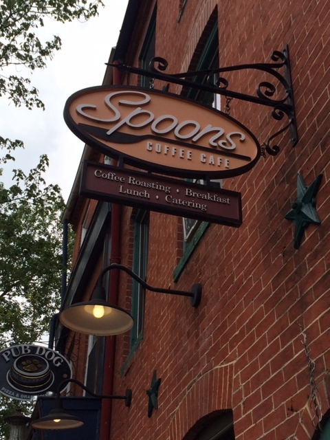 spoons sign