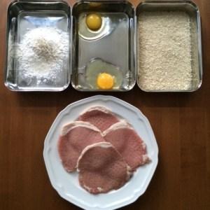 making tonkatsu