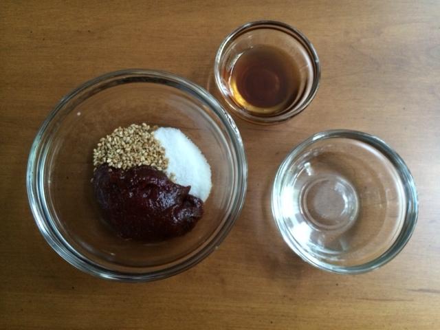 ingredients chogochujang