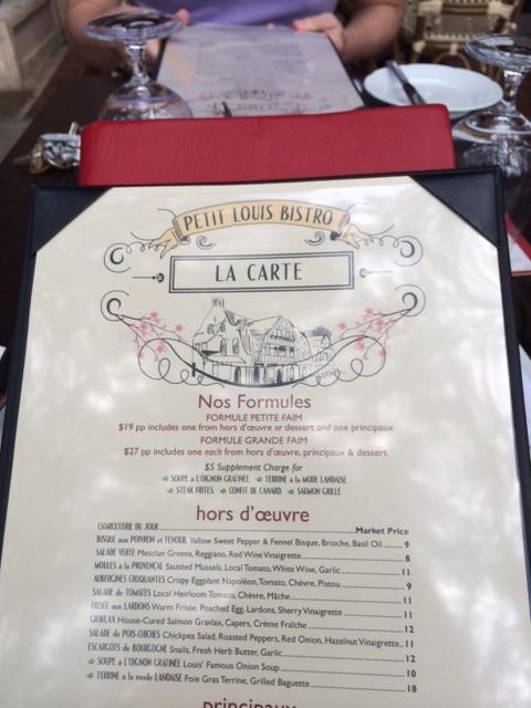 plb menu