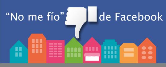 3 razones por las que las inmobiliarias no deben fiarse de Facebook