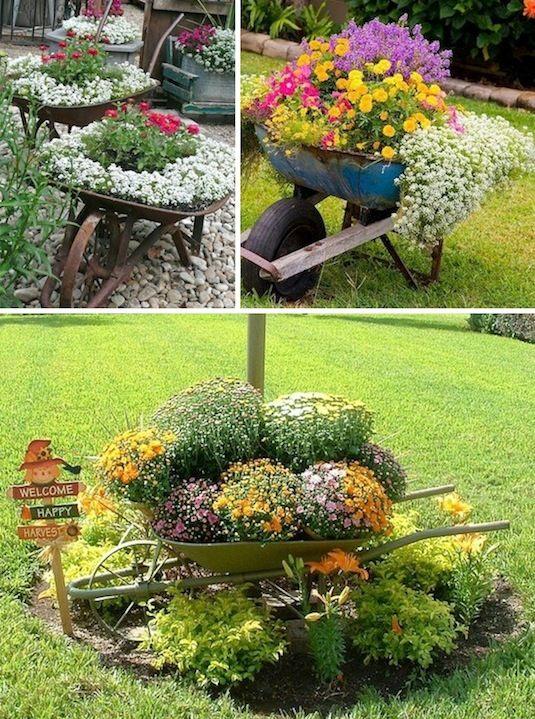 22 fioriere mai viste prima guida giardino for Piante grasse per aiuole