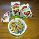 mit dem Rauchen aufhören – mit dem Qualmen aufhören