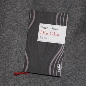 Hier sieht man das Buch die Glut