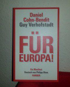 Hier sieht man das Buch für Europa