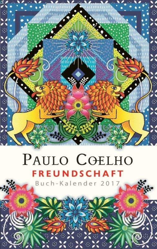 Freundschaft – Buch-Kalender 2017 – Paulo Coelho