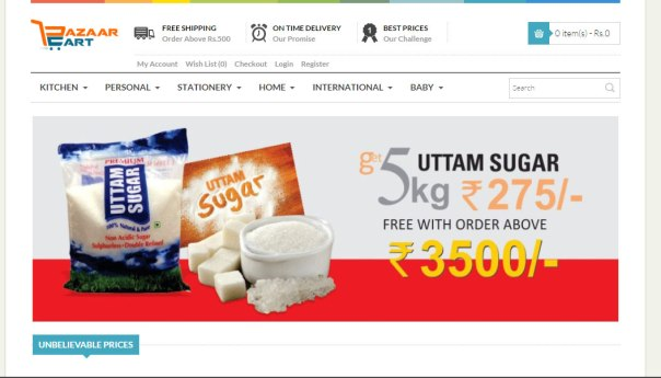 The Benefits of Using a Delhi Grocery Website