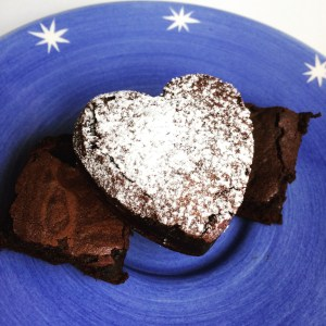 Low Fat Brownie