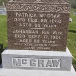 Surname Saturday: MCGRAW (IRE > PA > IL > IA)